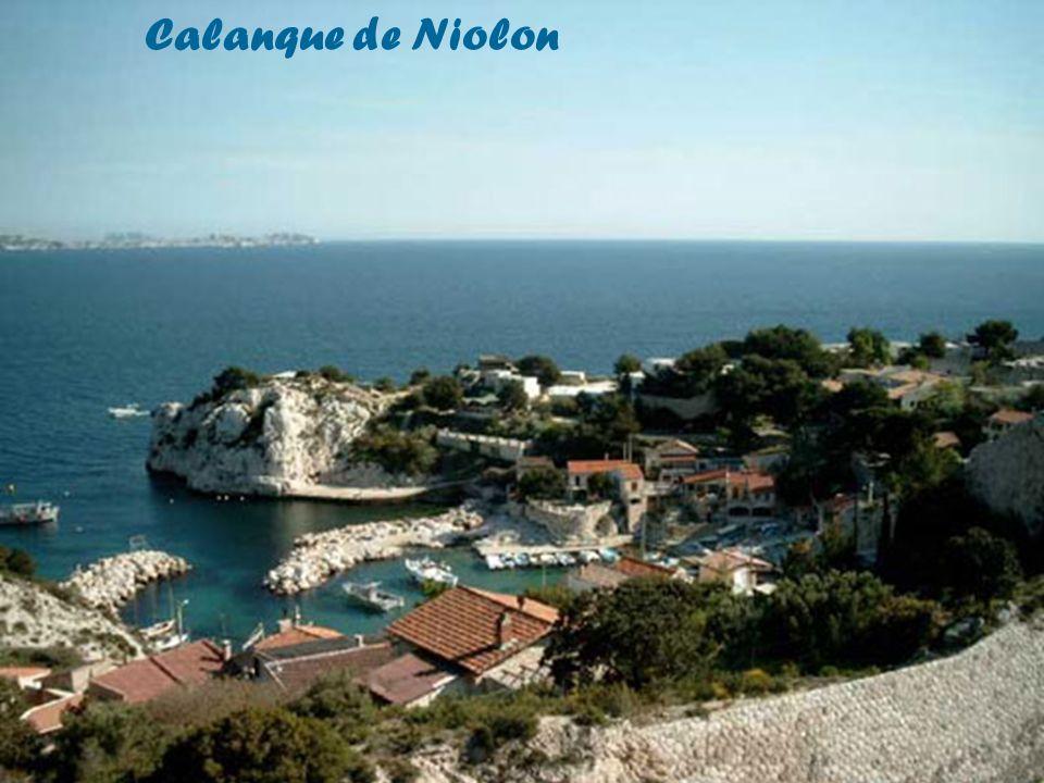 Calanque de Niolon
