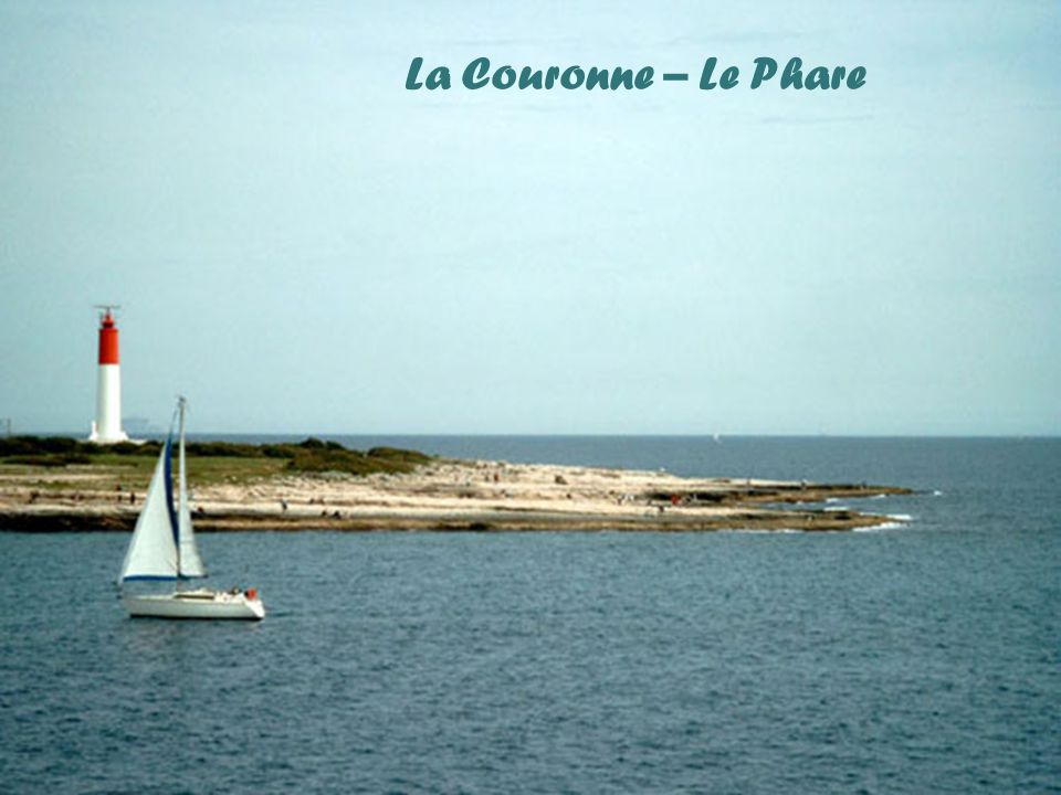 La Couronne – Le Phare