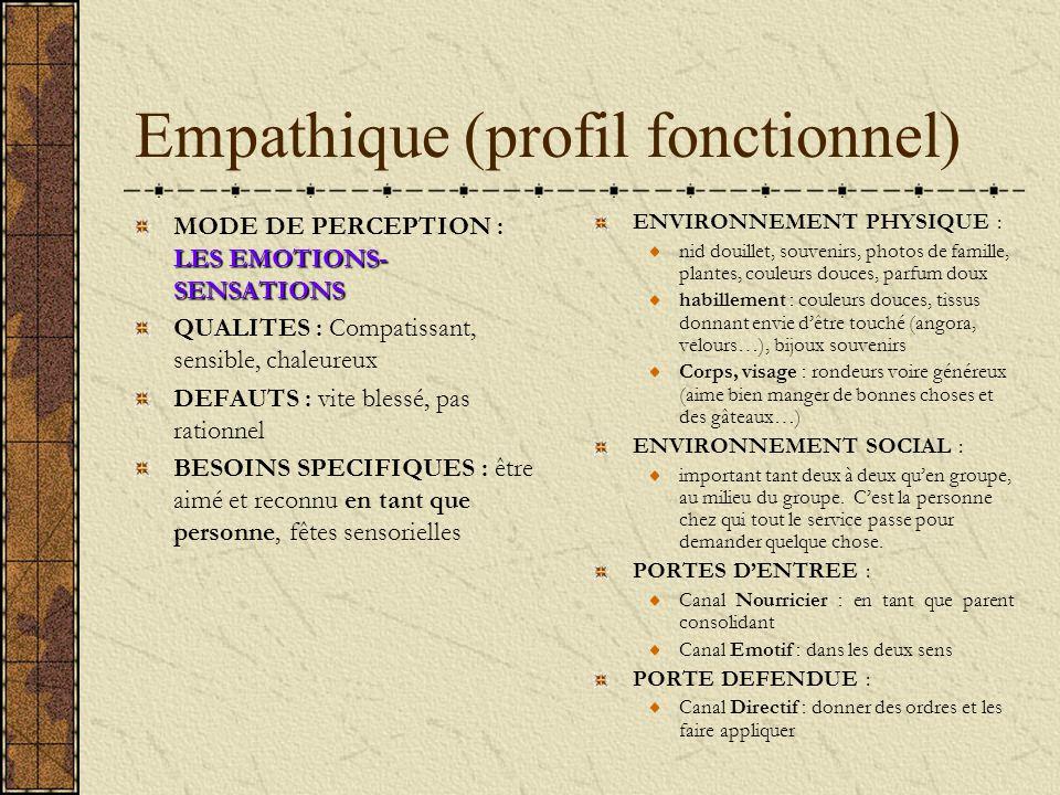 Empathique (profil fonctionnel)