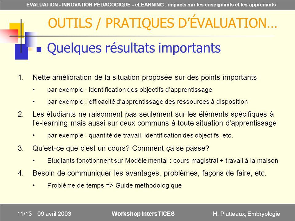 cours d evaluation de projet pdf