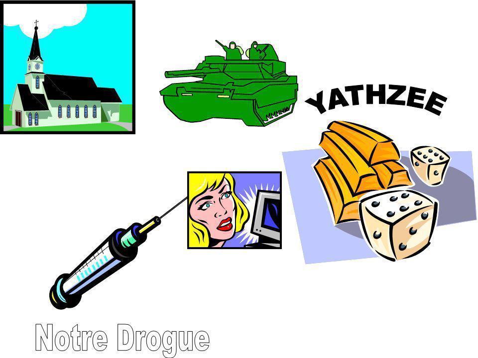 YATHZEE Notre Drogue