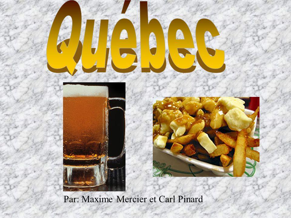 Québec Par: Maxime Mercier et Carl Pinard