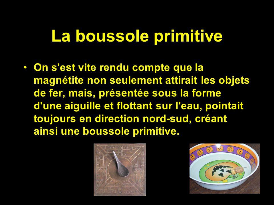 La boussole primitive