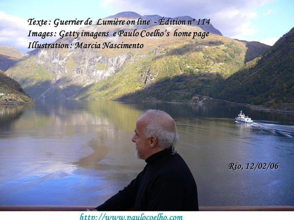 Texte : Guerrier de Lumière on line - Édition nº 114