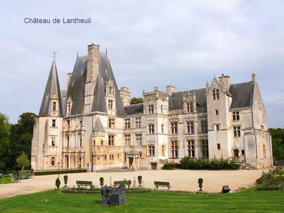 Château de Lantheuil