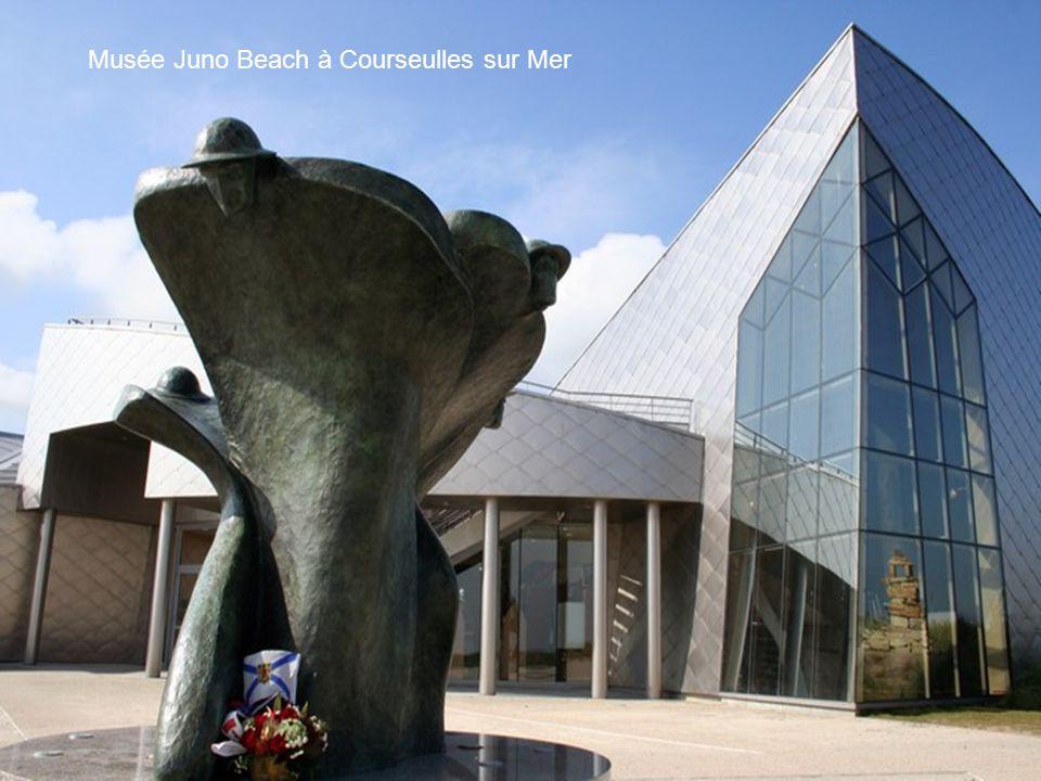 Musée Juno Beach à Courseulles sur Mer