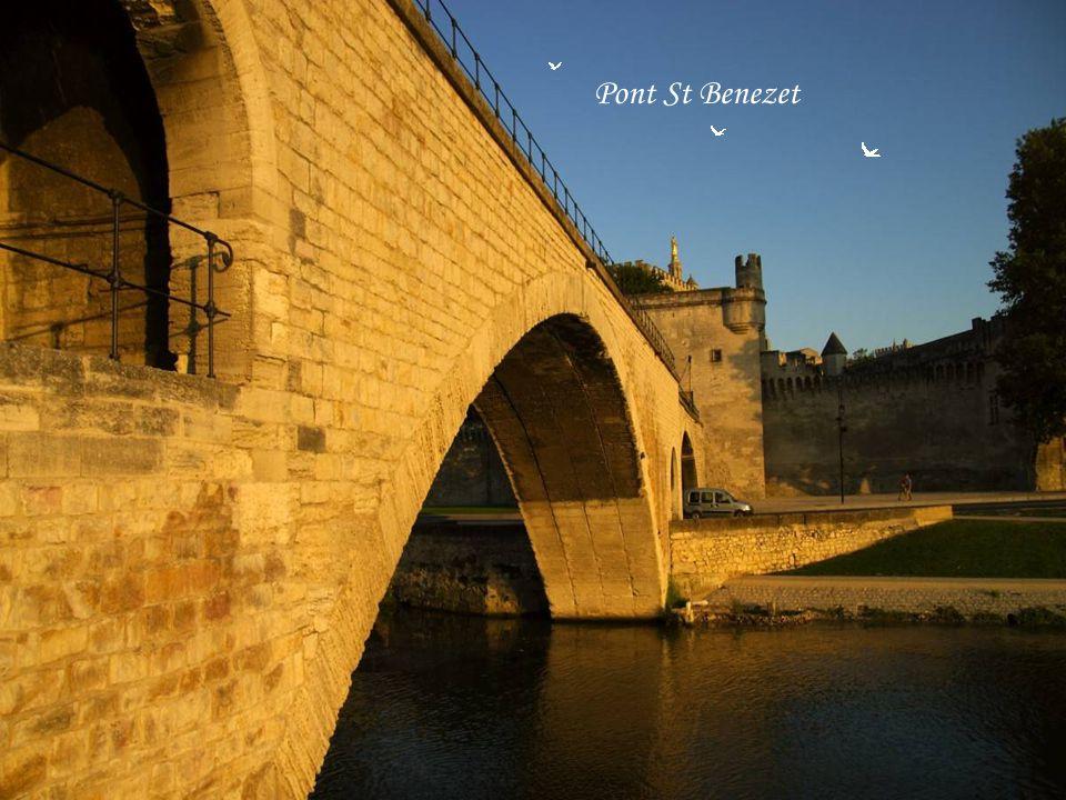 Pont St Benezet
