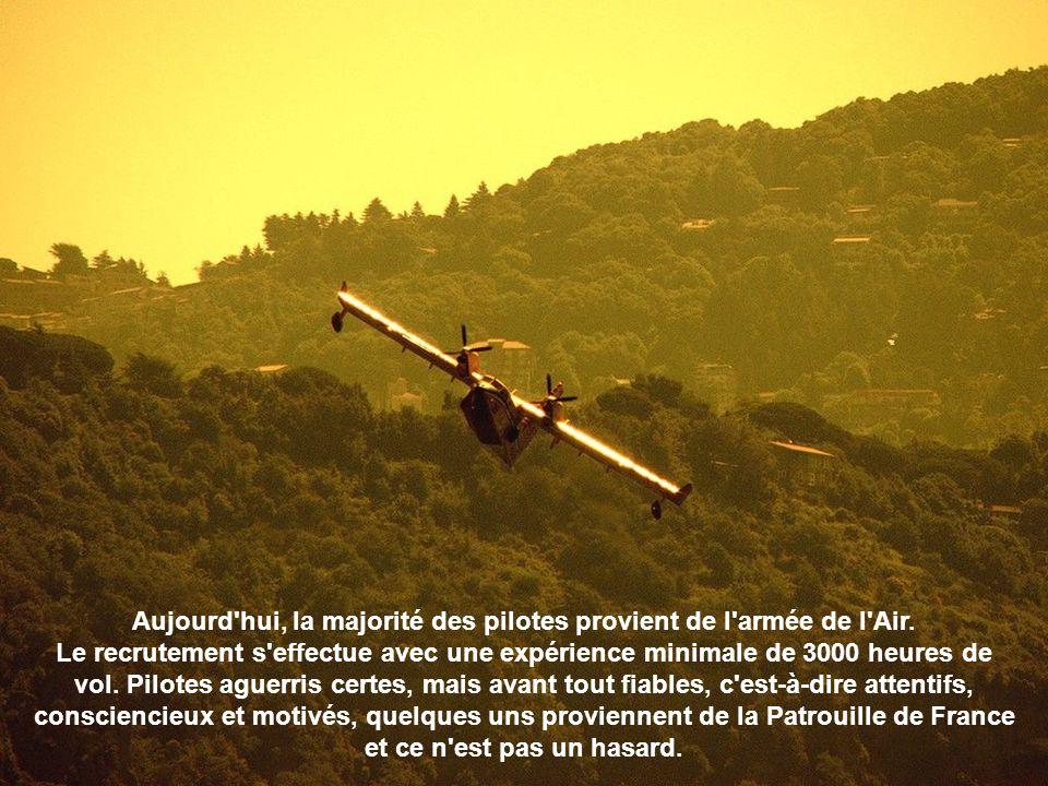 Aujourd hui, la majorité des pilotes provient de l armée de l Air