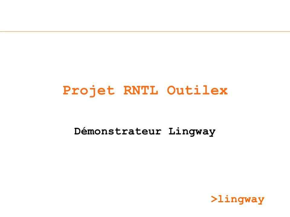 Démonstrateur Lingway
