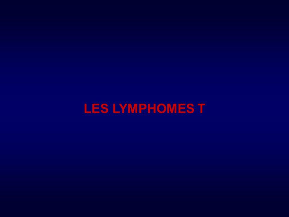 LES LYMPHOMES T