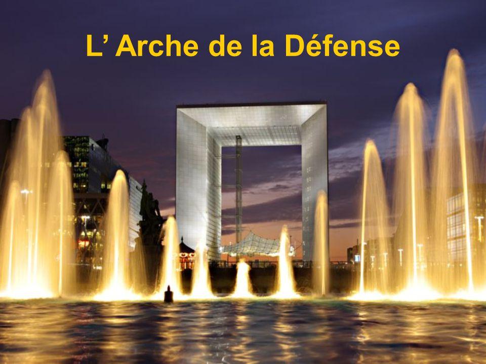 L' Arche de la Défense
