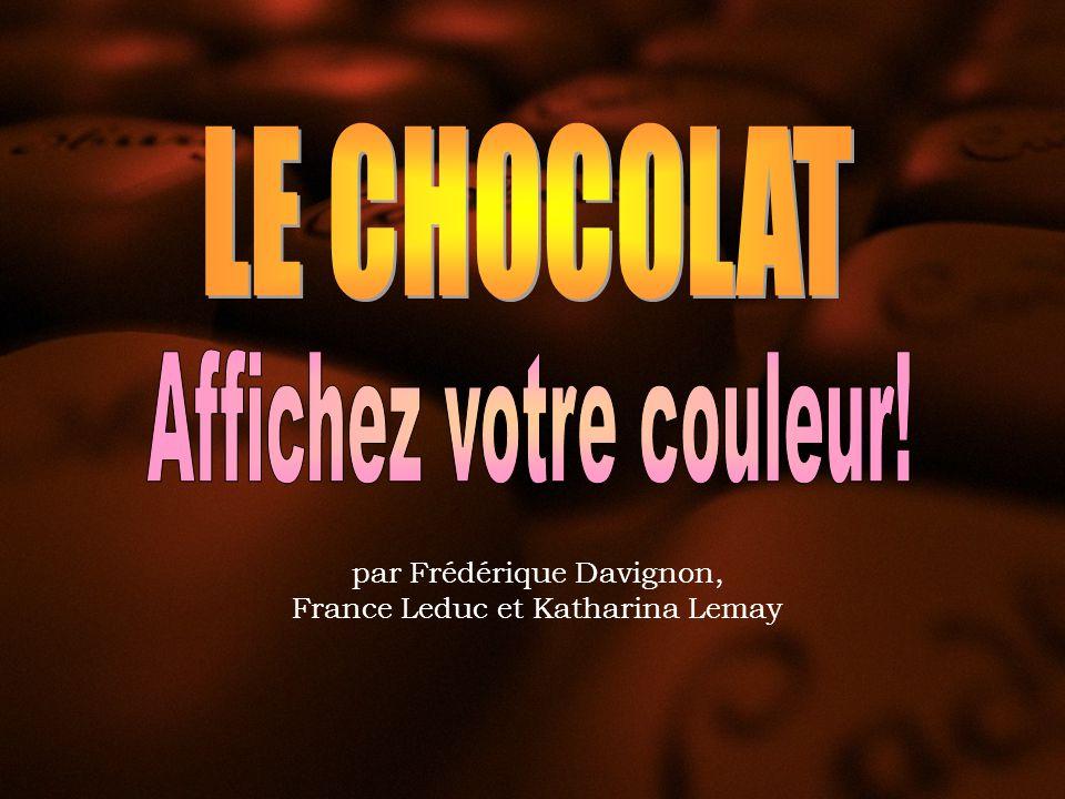 par Frédérique Davignon, France Leduc et Katharina Lemay
