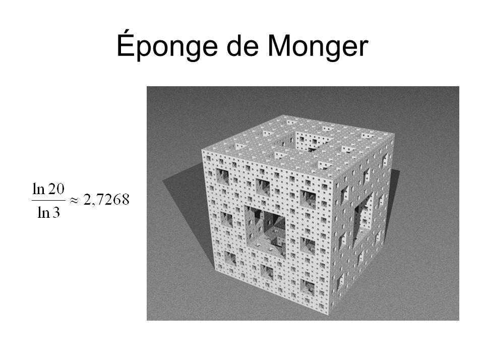 Éponge de Monger