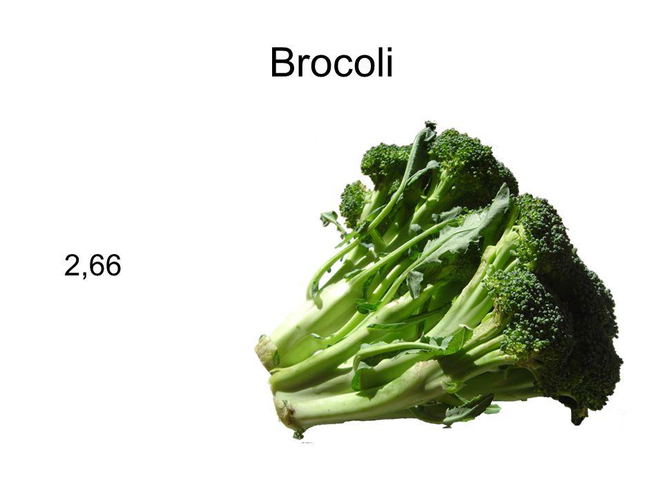 Brocoli 2,66
