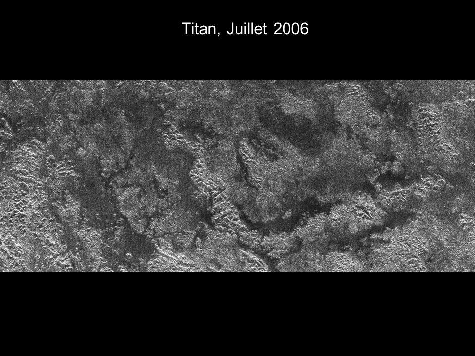 Titan, Juillet 2006
