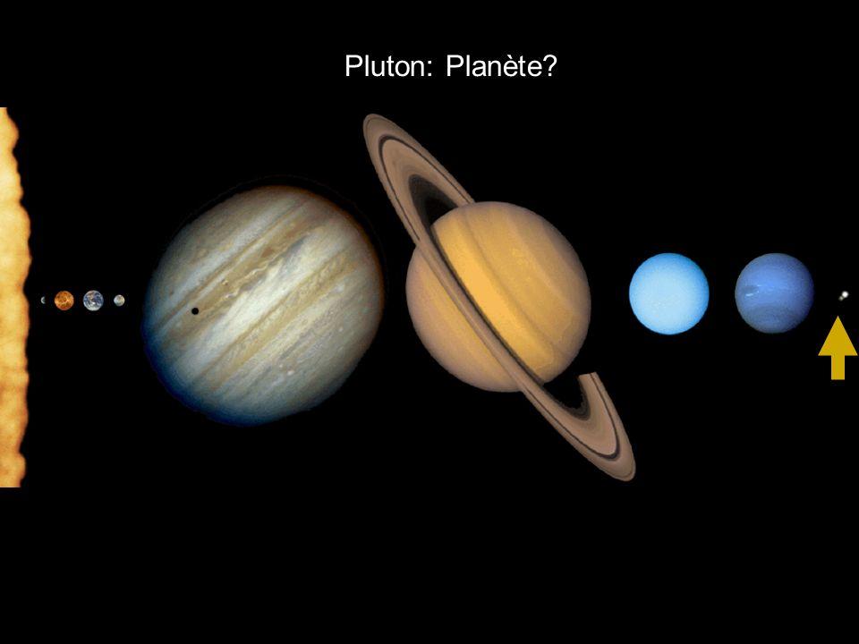 Pluton: Planète