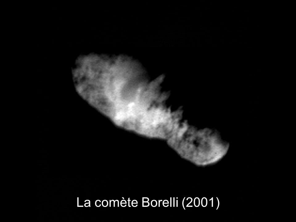 La comète Borelli (2001)