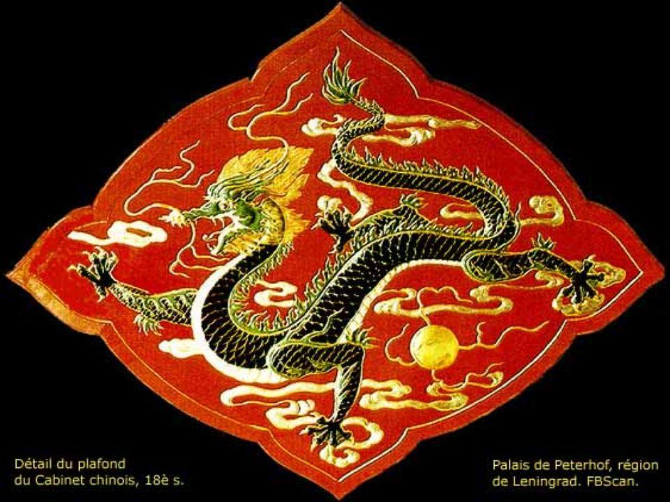 L'œil rond du dragon signe d'étrangeté. (Voir Lecouteux p