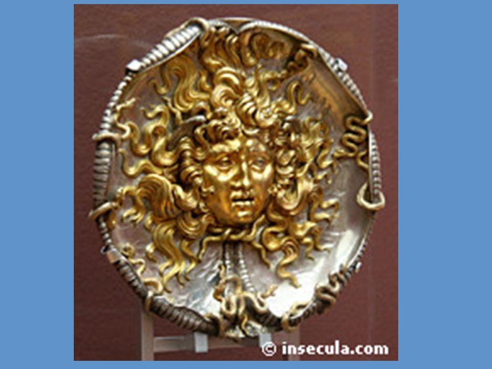 Art symboliste Méduse Médaille Vincenzo Gemito 1911