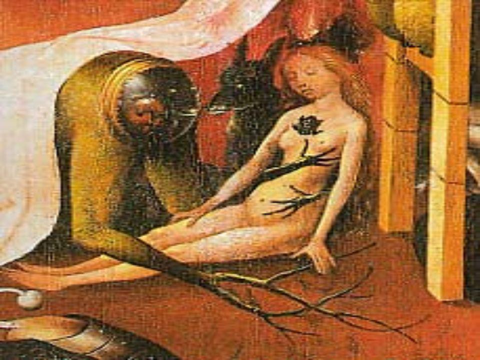 Détail du jardin des délices de Jérôme Bosch
