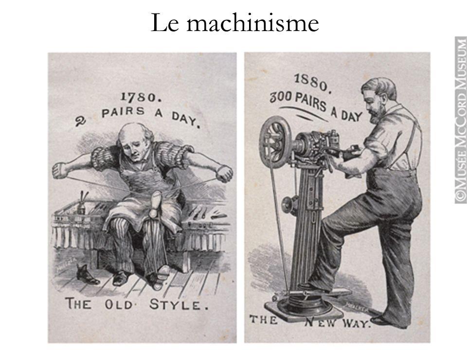 Le machinisme