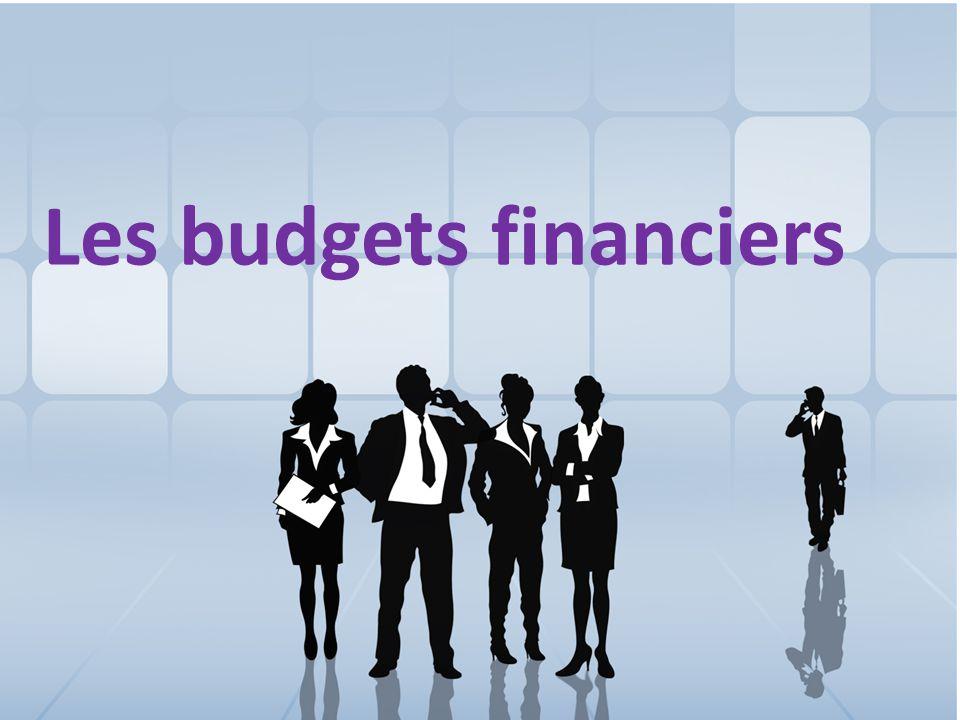 Les budgets financiers