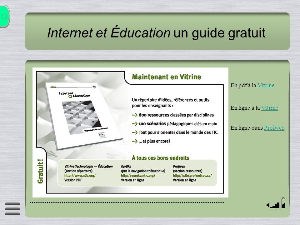 Internet et Éducation un guide gratuit