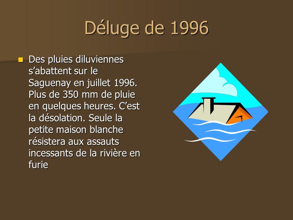 Déluge de 1996