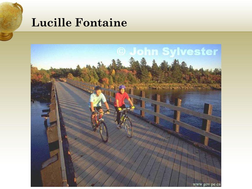 Lucille Fontaine Insérez une photo de l actuel dirigeantdu pays.