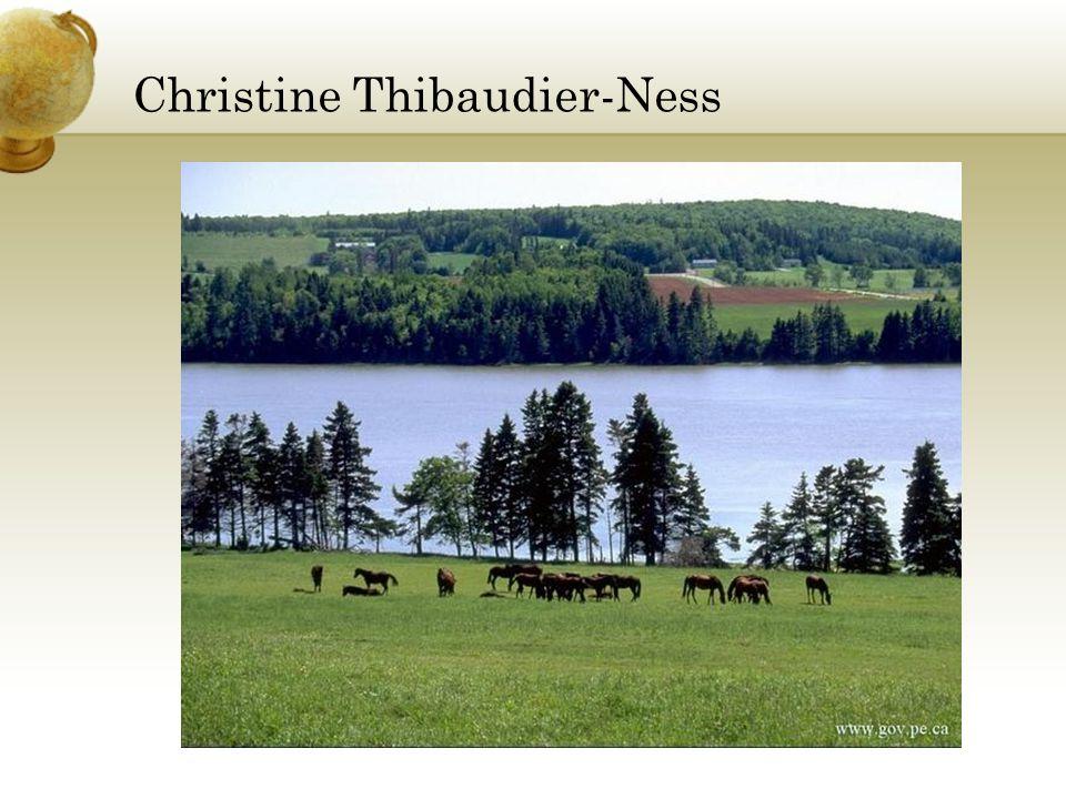 Christine Thibaudier-Ness