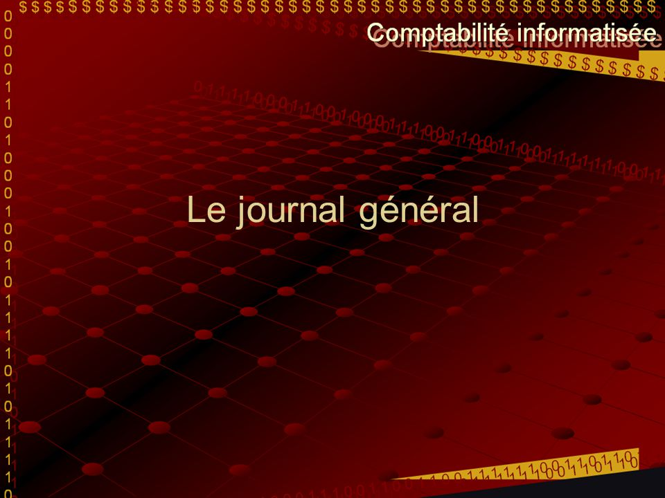 Le journal général