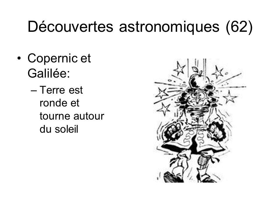 Découvertes astronomiques (62)