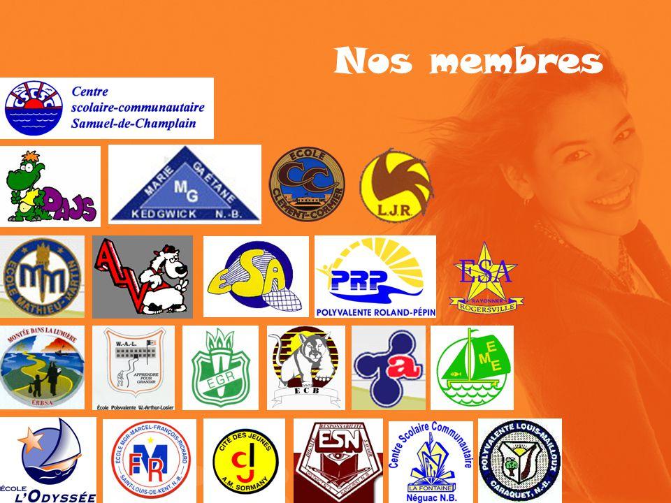 Nos membres