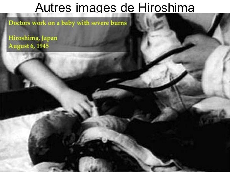 Autres images de Hiroshima