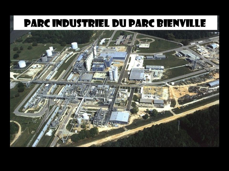 Parc industriel du Parc Bienville