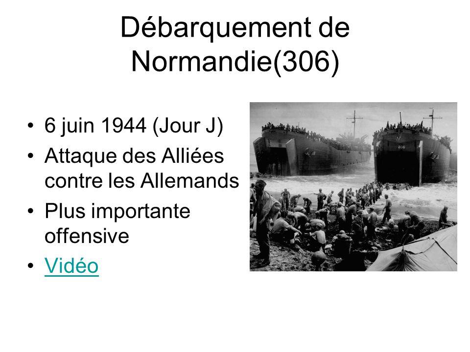 Débarquement de Normandie(306)