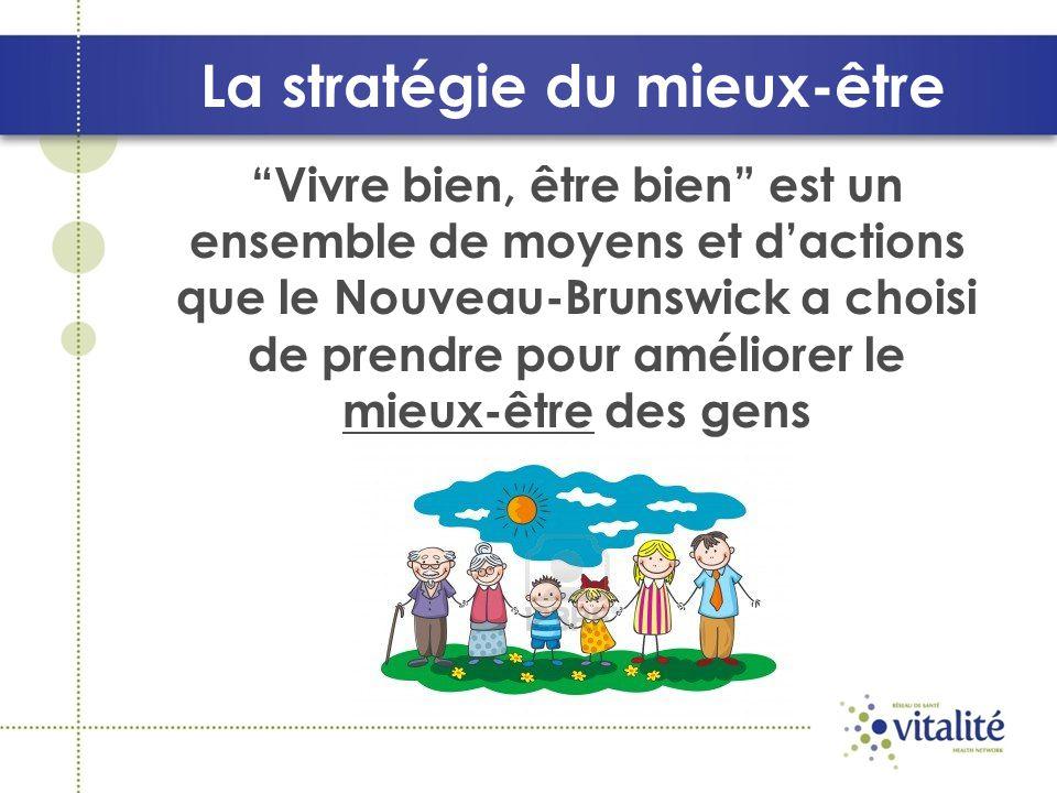 La stratégie du mieux-être