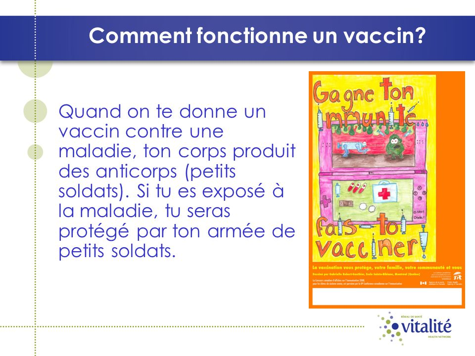 la vaccination une bonne protection ppt video online t l charger. Black Bedroom Furniture Sets. Home Design Ideas