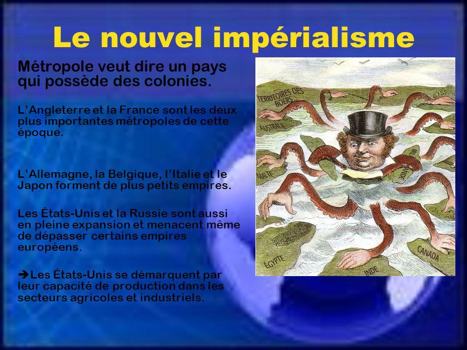 Le nouvel impérialisme