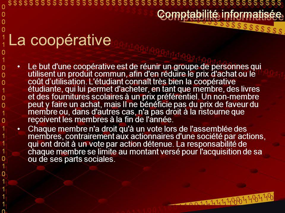 La coopérative