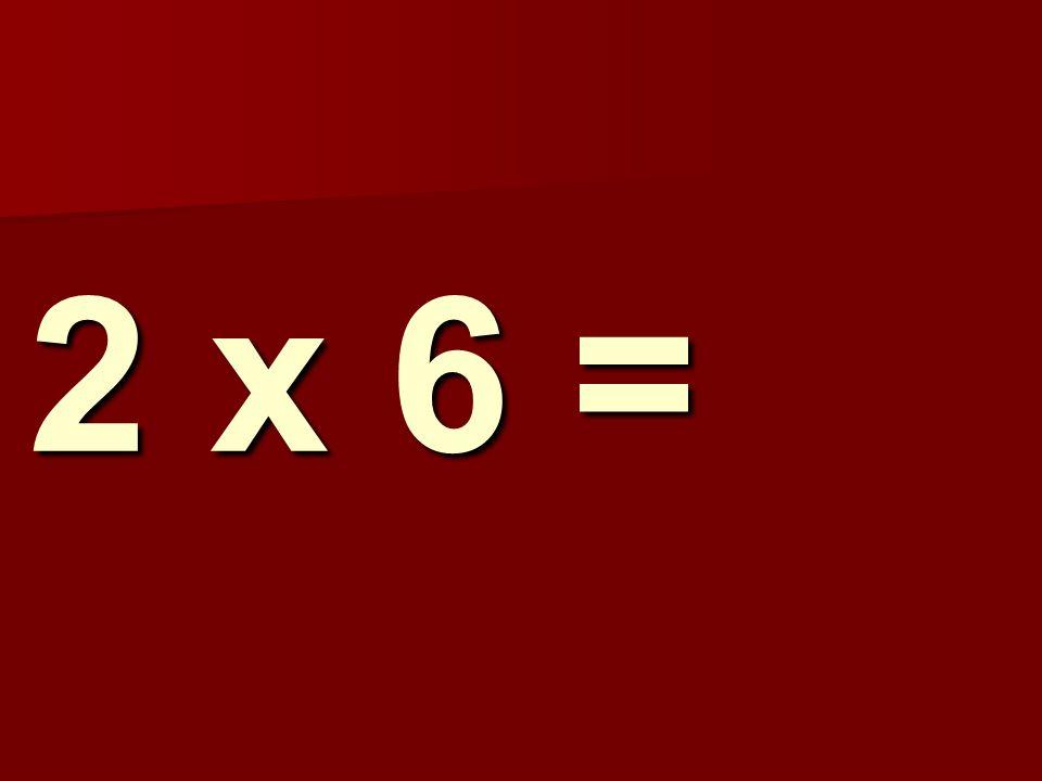 2 x 6 = 145