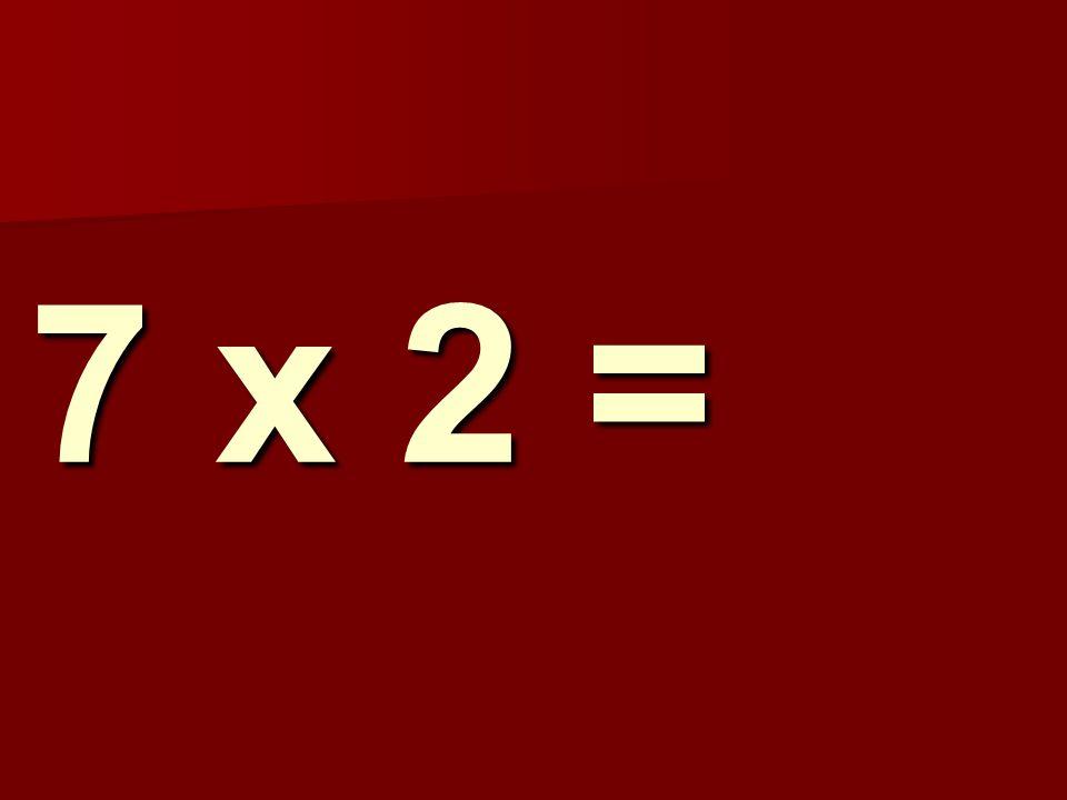 7 x 2 = 212