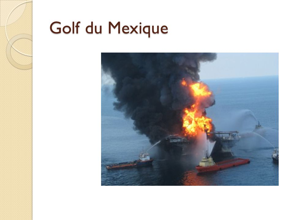 Golf du Mexique