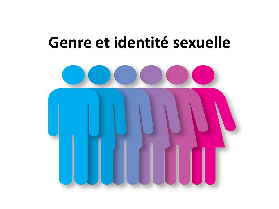 Genre et identité sexuelle