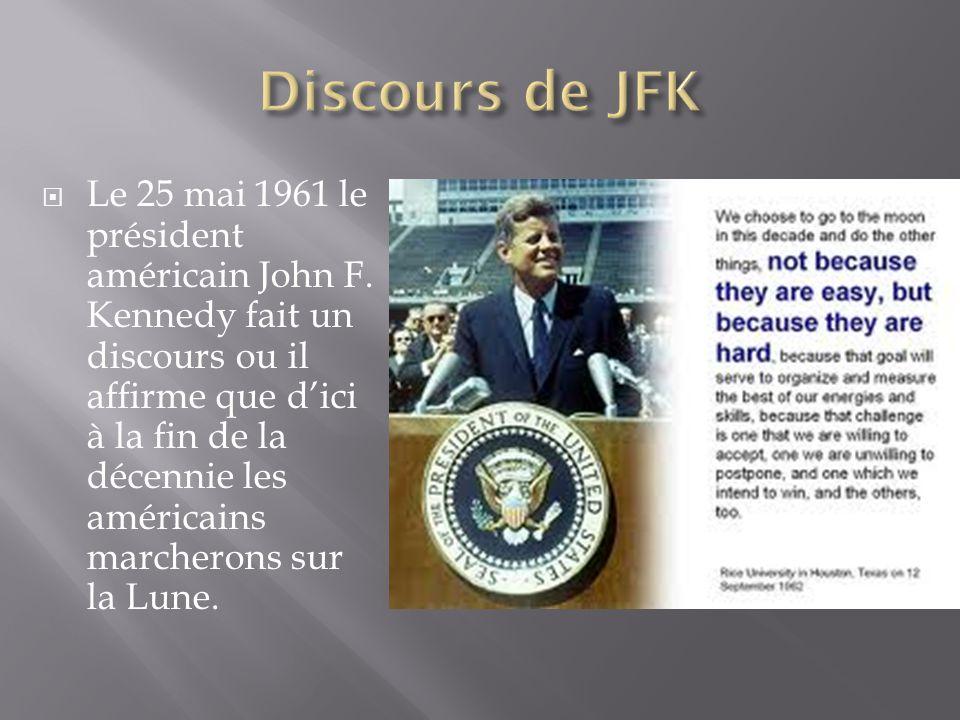 Discours de JFK