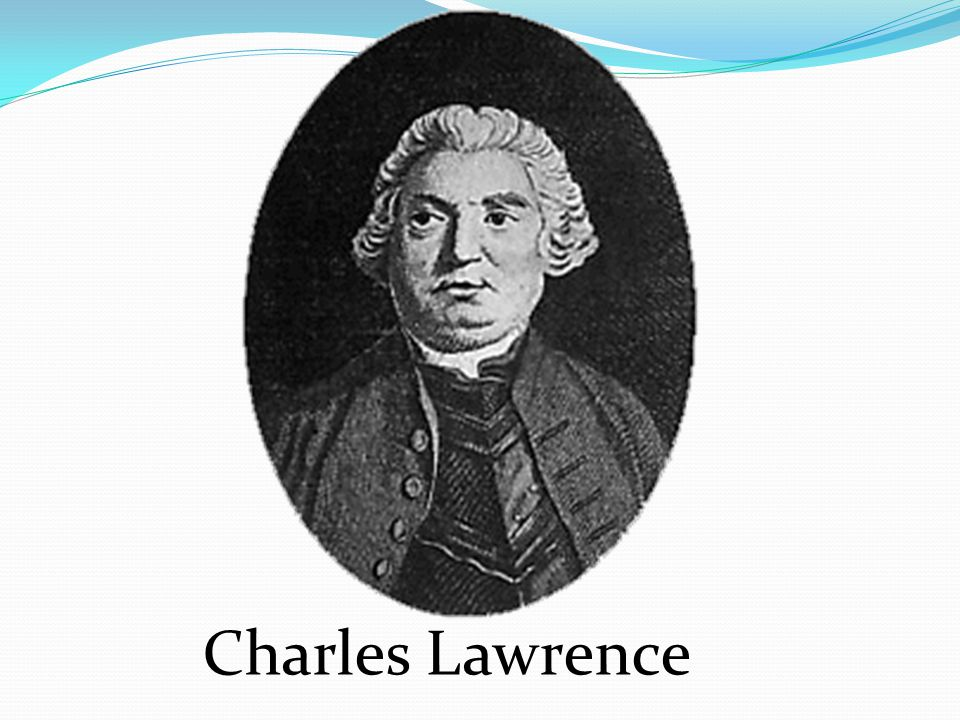 Charles Lawrence
