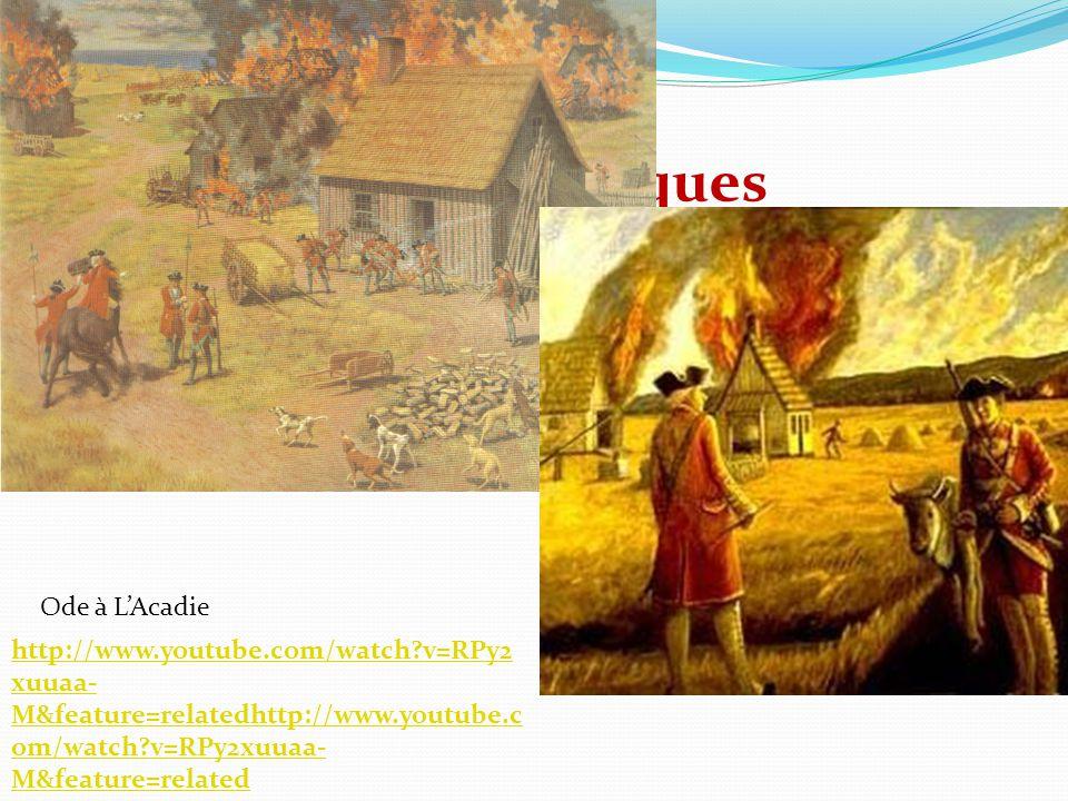 Les soldats britanniques incendient leurs fermes et prennent leur bétail