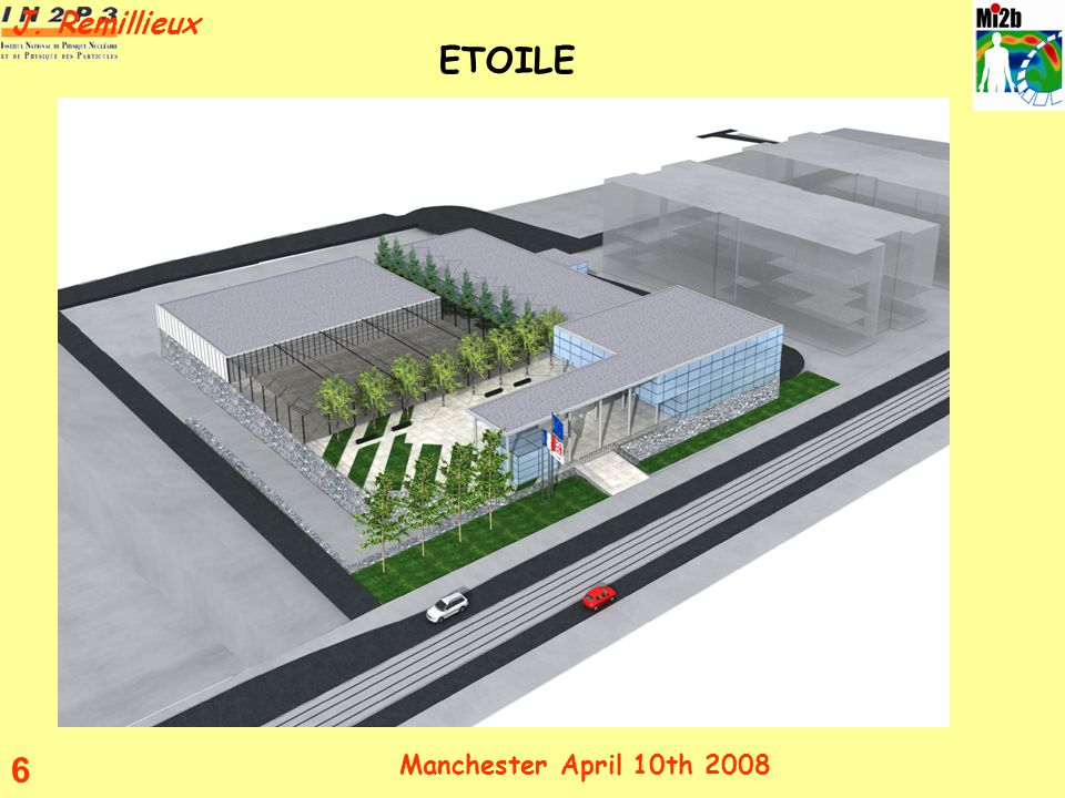 J. Remillieux ETOILE Manchester April 10th 2008