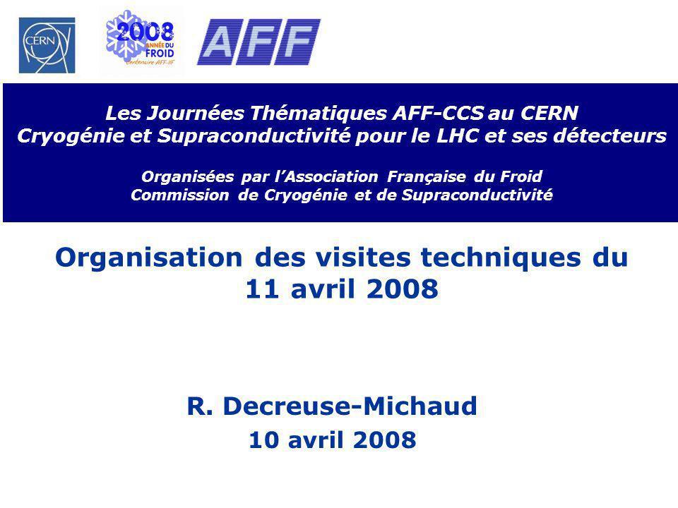 R. Decreuse-Michaud 10 avril 2008