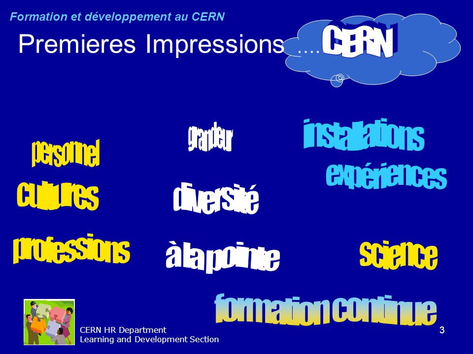 Premieres Impressions …….